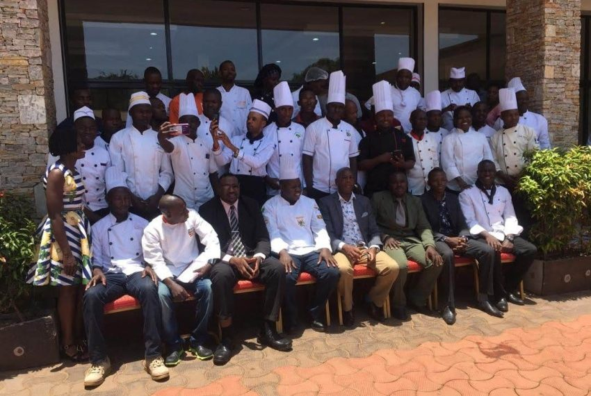Uganda Chefs and Cooks