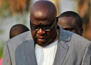 Omugenzi kati Alex Kigongo Kikonyogo, eyali Sekiboobo, Omwami wa Kabaka owe Ssaza lye Kyaggwe