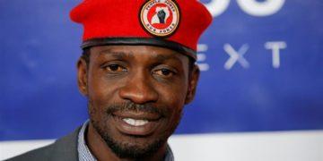People Power Movement boss Robert Kyagulanyi aka Bobi Wine. Credit Aljazeera