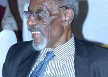 The late Herbert Ntabgoba