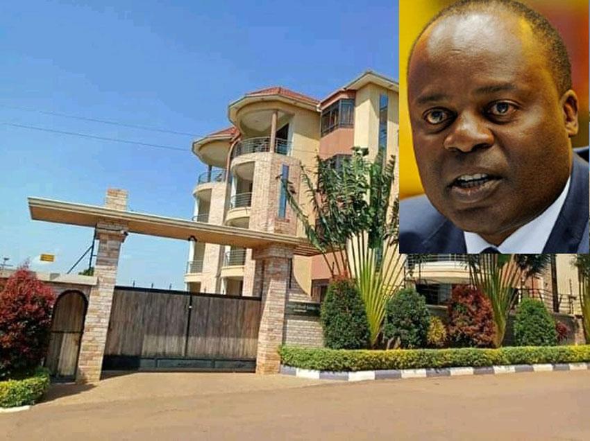 Kasekende's sold apartments in Bunga