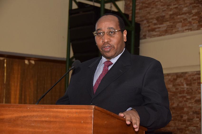 Dr Adam Mugume, Director Research at BoU