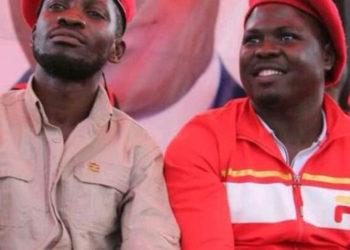 Bobi Wine and Zaake recently