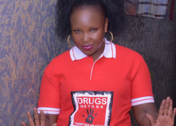 Ann Ssebunya, Founder of Drugs Hapana Initiative