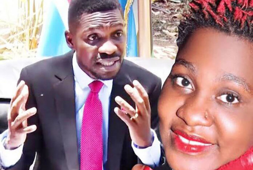 Bobi Wine and Full Figure