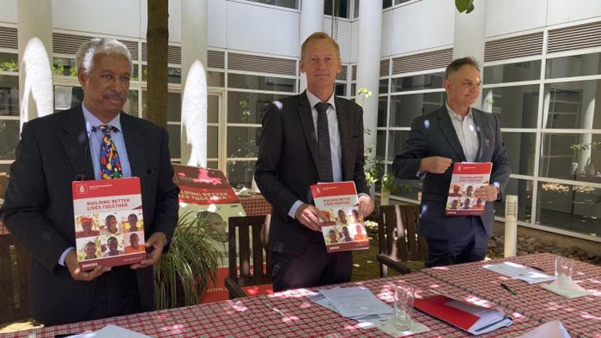 Denmark Supports Uganda's COVID-19 Response with Shs7.4 billion