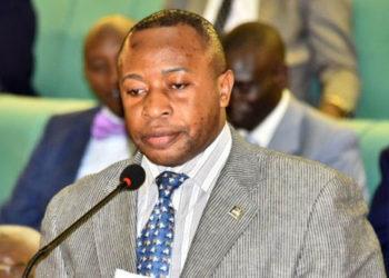 MP Gaster Kyawa Mugoya
