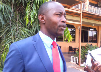 MP Luttamaguzi Semakula