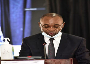 Minister for Local Government Raphael Magyezi