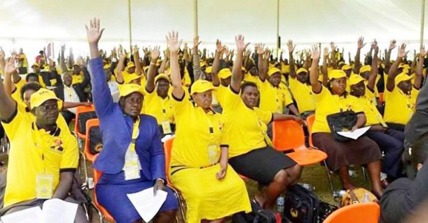 NRM MPs