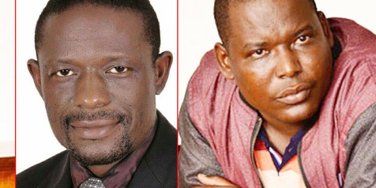 Chairman Nyanzi and Bajjo