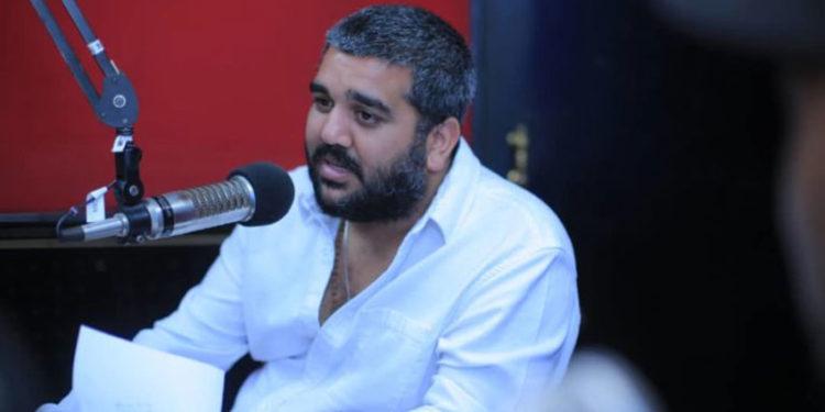 Businessman Rajiv Ruparelia