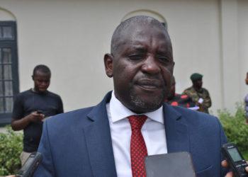 Kabale RDC Darius Nandinda