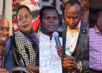 Richest Ugandan pastors