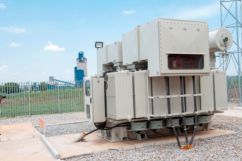 Umeme Ground Transformer Tororo