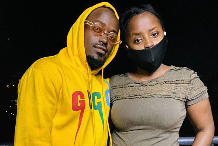 Singer Ykee Benda leaves A Pass cursing as he unveils NBS' Sheila ...