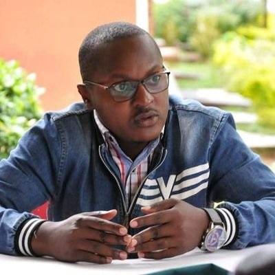 Henry Lubuulwa Ssabawandiisi we kitongole ekilwanirira eddembe lya bannamawulire mu Ggwanga HRNJU