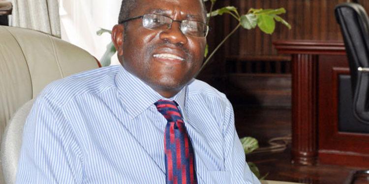 Buganda Kingdom Katikkiro Charles Peter Mayiga