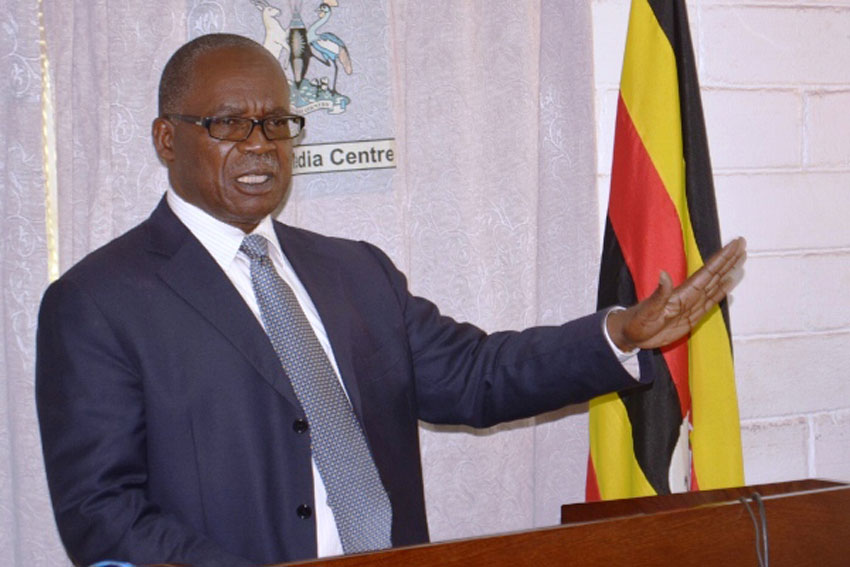 Minister Muruli Mukasa