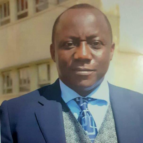 John Sentongo MunnaUganda ekilwadde kya Corono gwe kyattidde e Bungereza