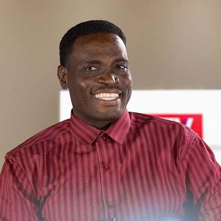 Pastor Augustine Yiga