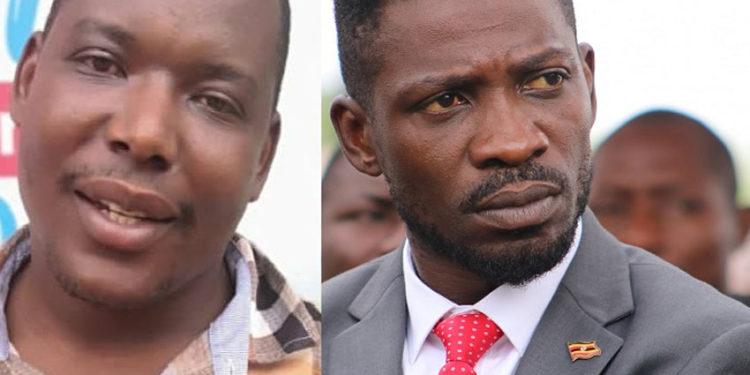 Events Promoter Bajjo and Bobi Wine