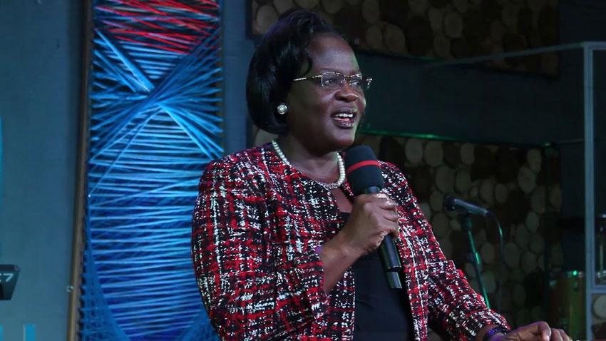 KCCA Executive Director Dorothy Kisaka