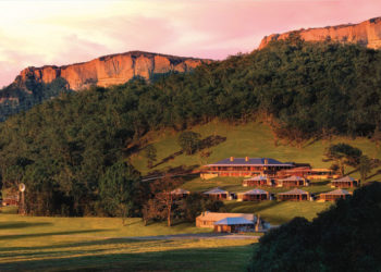 Emirates has helped protect flora and fauna for over 10 years at Emirates Wolgan Valley, the conservation-based resort in New South Wales, Australia.