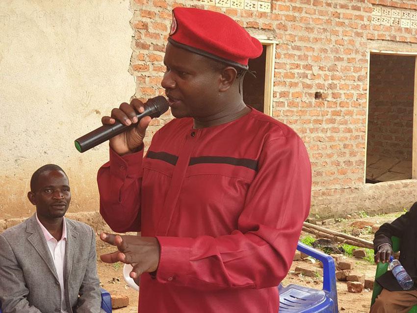 Godfrey Kayemba