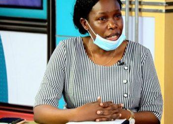 Minisita we bye mpuliziganya n'okulungamya e Ggwanga Hon. Judith Nabakooba