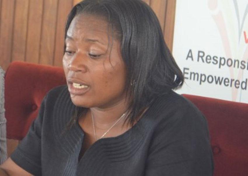 Kanungu District Woman MP Elizabeth Karungi