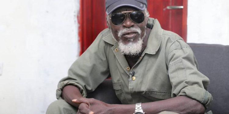 The late Gen Kasirye Gwanga