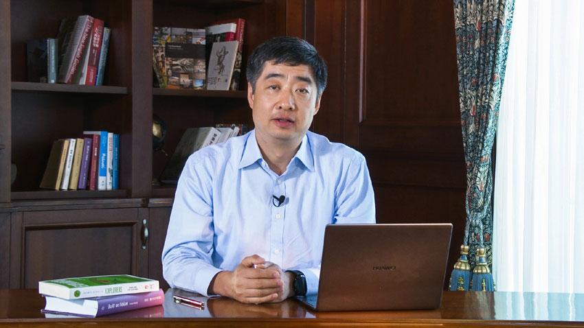 Mr Ken Hu