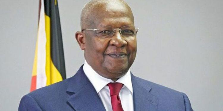Foreign Affair Minister Sam Kutesa
