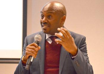 Veteran journalist Andrew Mwenda