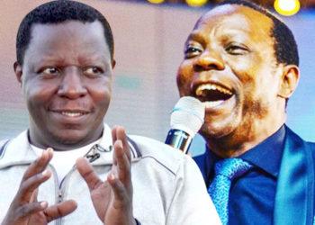 Bro Ronnie Makabai and Pastor Jackson Senyonga