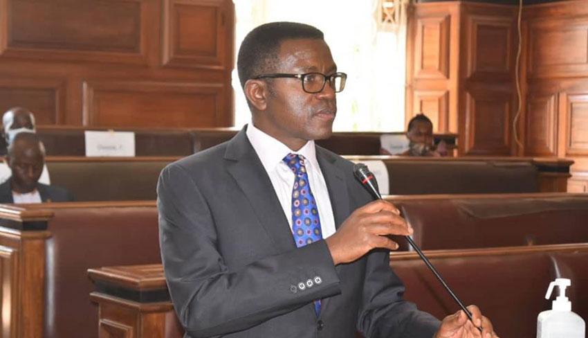 Buganda Kingdom Premier Charles Peter Mayiga