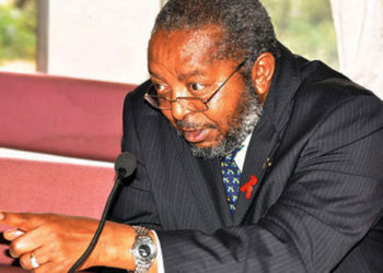 BoU Governor Emmanuel Mutebile