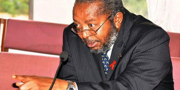 BoU Governor Emmanuel Mutebile