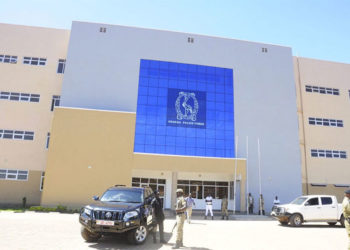Natete Police Station