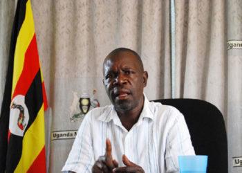 Uganda government Spokesperson Ofwono Opondo