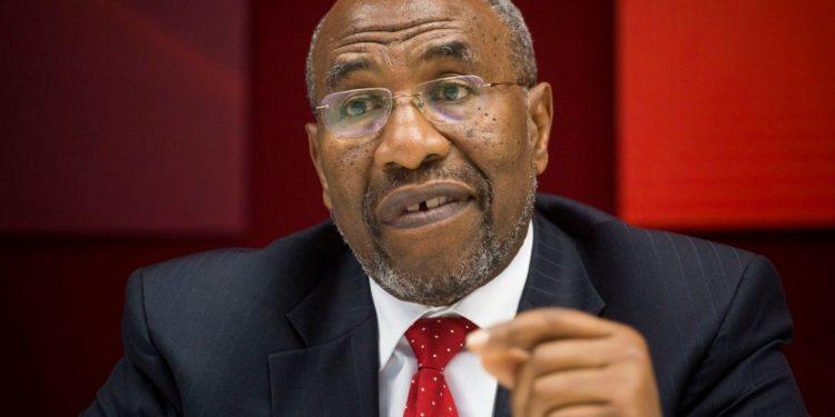 Former Prime Minister of Uganda Dr Ruhakana Rugunda