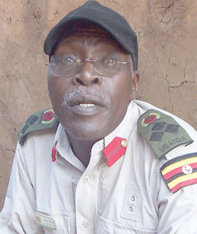 Omugenzi kati Gen. Wasswa Kasirye Ggwanga