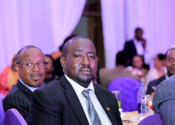 EAP Managing Director Isaac Kigozi