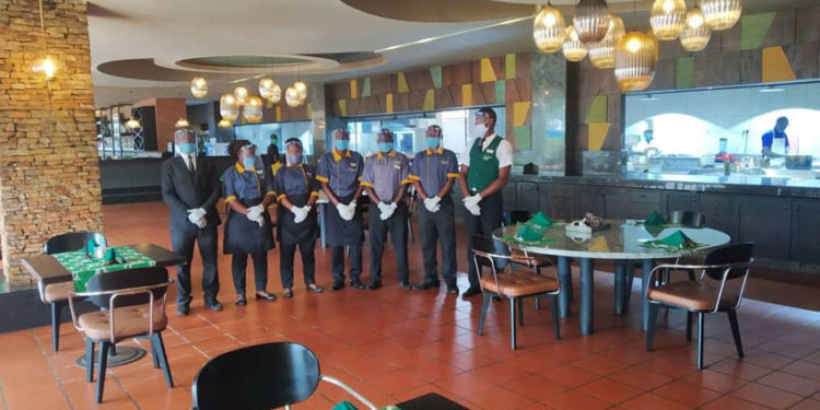 Speke Hotels Staff