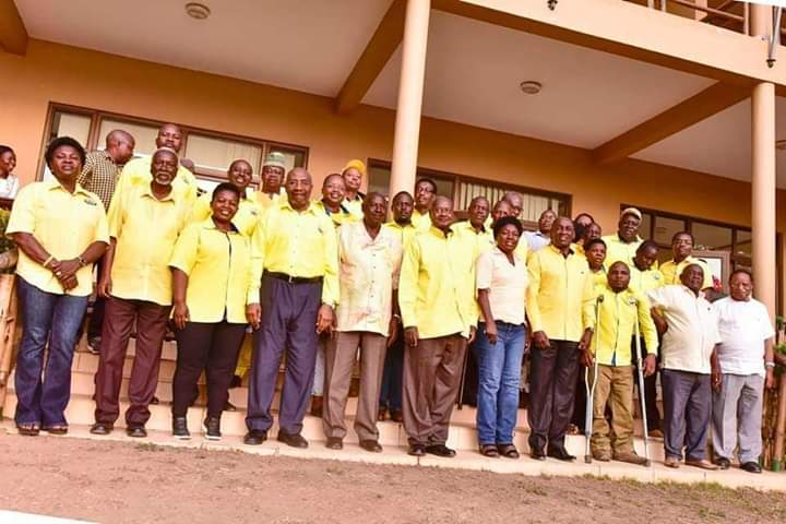 NRM CEC members