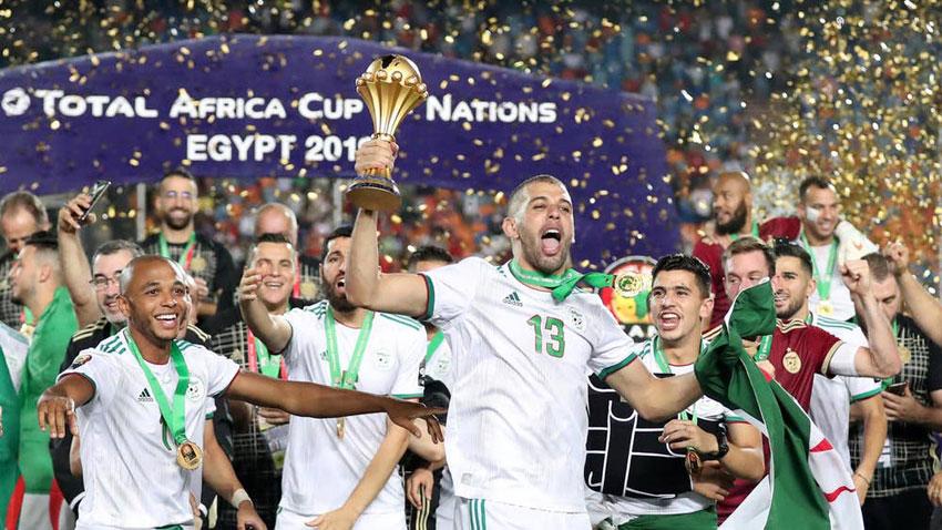 AFCON 2019 winner- Algeria