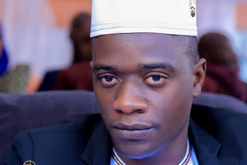 Businessman Haruna Sentongo