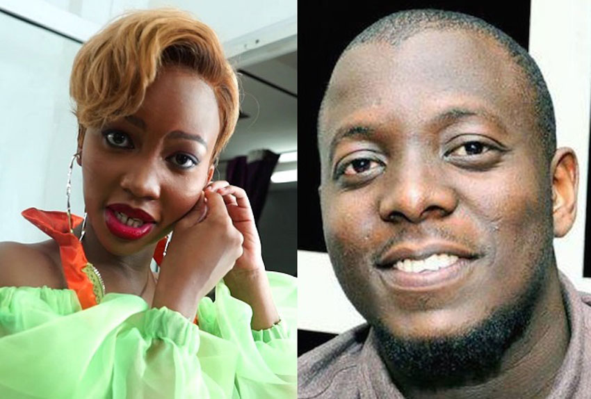 Sheilah Gashumba and Kasuku