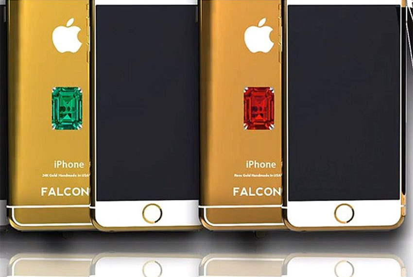 Falcon Supernova iPhone 6 Pink Diamond is the most expensive phone in the world